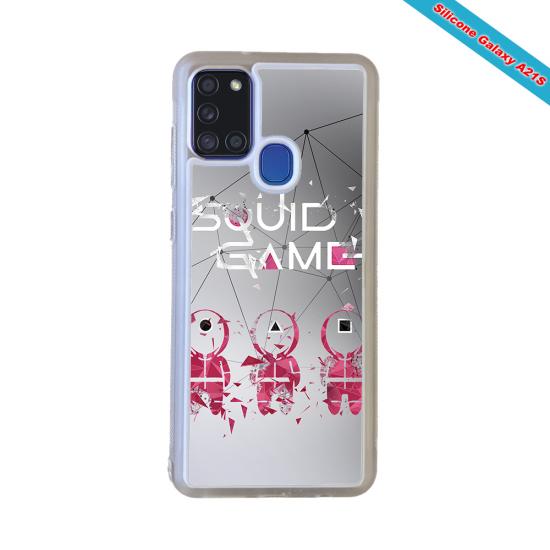 Coque Silicone iphone 7/8 Fan de Rugby Toulon Destruction
