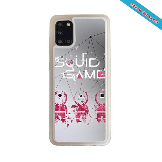 Coque Silicone iphone 7/8 PLUS Fan de Rugby Toulon Destruction
