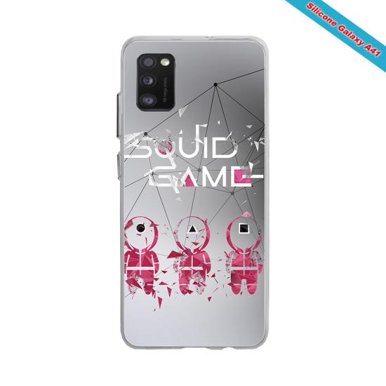 Coque silicone Iphone X/XS verre trempé Fan de Rugby Toulon Destruction