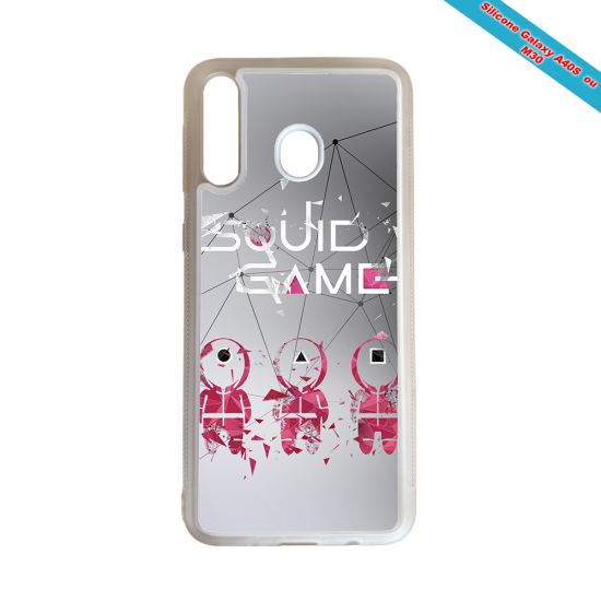 Coque silicone Galaxy A30S Fan de Rugby Toulon Destruction