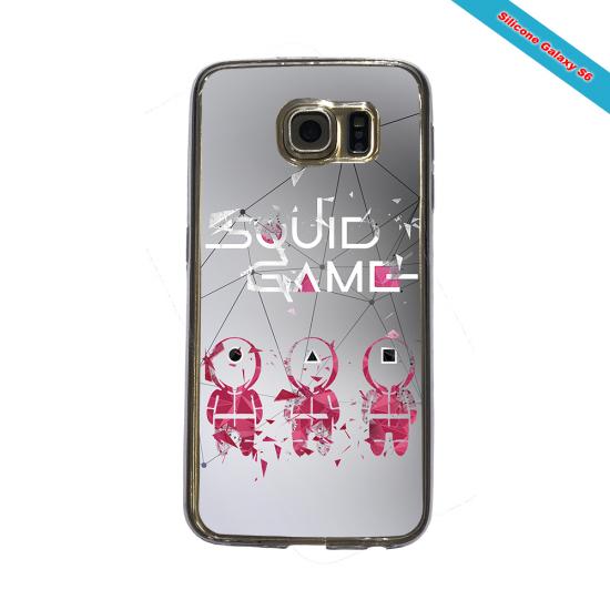 Coque silicone Galaxy A40 Fan de Rugby Toulon Destruction