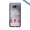 Coque silicone Galaxy A71 Fan de Rugby Toulon Destruction