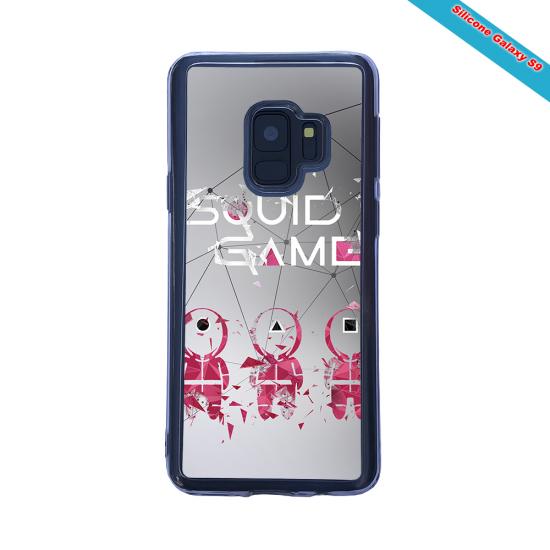 Coque silicone Galaxy J3 2016 Fan de Rugby Toulon Destruction