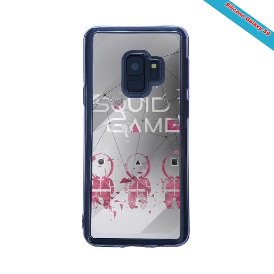 Coque silicone Galaxy J3 2017 Fan de Rugby Toulon Destruction