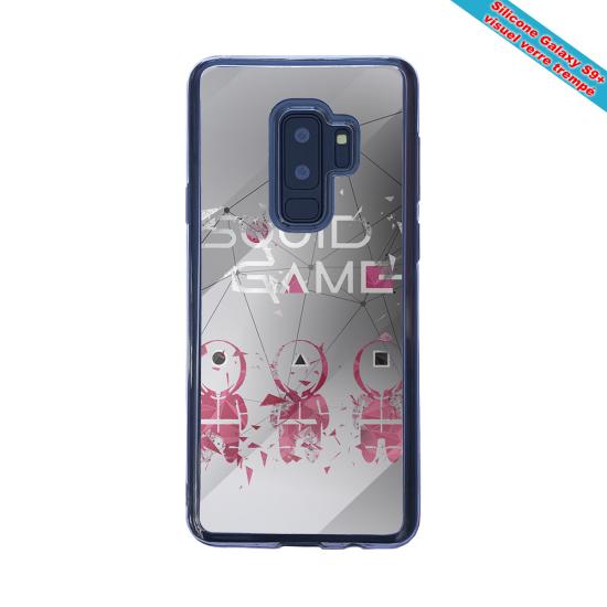 Coque silicone Galaxy J4 2018 Fan de Rugby Toulon Destruction