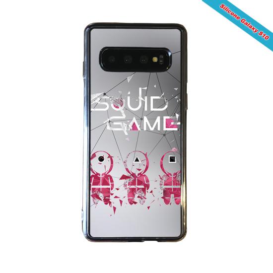 Coque silicone Galaxy J4 CORE Fan de Rugby Toulon Destruction