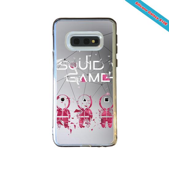Coque silicone Galaxy J5 2016 Fan de Rugby Toulon Destruction