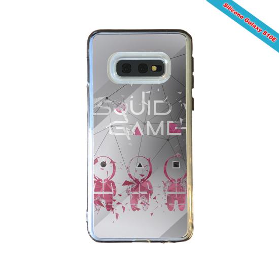 Coque silicone Galaxy J5 2017 Fan de Rugby Toulon Destruction