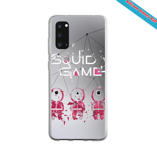 Coque silicone Galaxy J6 PLUS Fan de Rugby Toulon Destruction