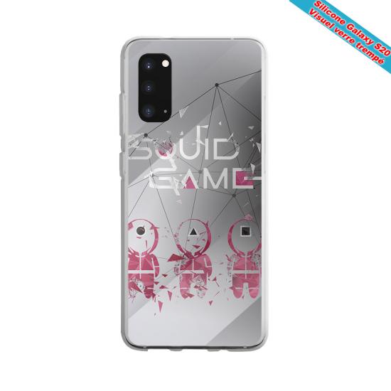Coque silicone Galaxy J7 2017 Fan de Rugby Toulon Destruction