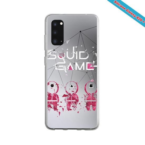 Coque silicone Galaxy J7 2018 Fan de Rugby Toulon Destruction