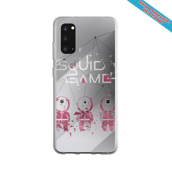Coque silicone Galaxy J8 Fan de Rugby Toulon Destruction