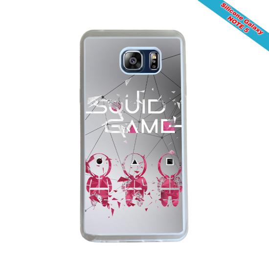 Coque Silicone Galaxy S6 Fan de Rugby Toulon Destruction