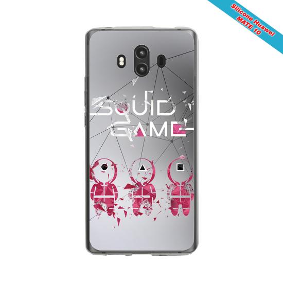 Coque Silicone Galaxy S8 PLUS Fan de Rugby Toulon Destruction