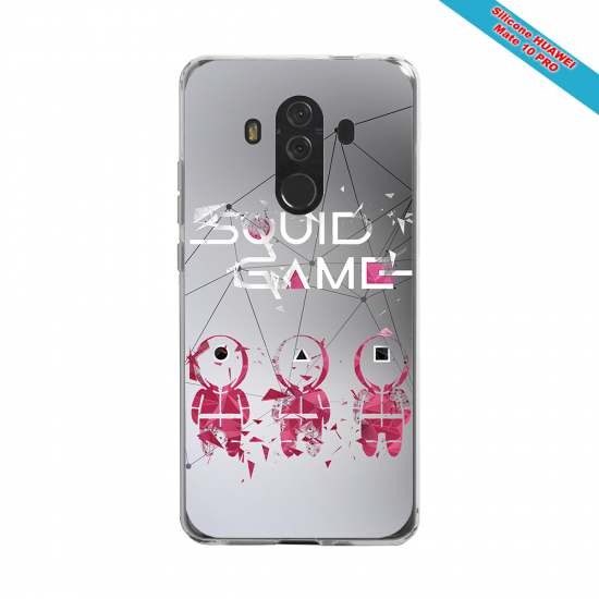 Coque Silicone Galaxy S9 verre trempé Fan de Rugby Toulon Destruction