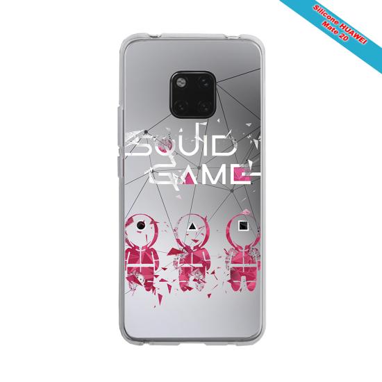 Coque Silicone Galaxy S9 PLUS Fan de Rugby Toulon Destruction