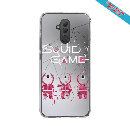 Coque Silicone Galaxy S9 PLUS verre trempé Fan de Rugby Toulon Destruction