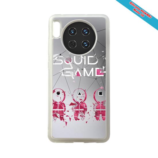 Coque Silicone Galaxy S10 verre trempé Fan de Rugby Toulon Destruction
