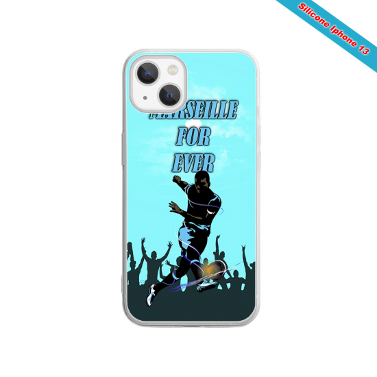 Coque silicone Huawei P20 LITE 2019 Fan de Rugby Toulon Destruction