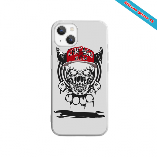 Coque silicone Huawei P40 Lite Fan de Rugby Toulon Destruction