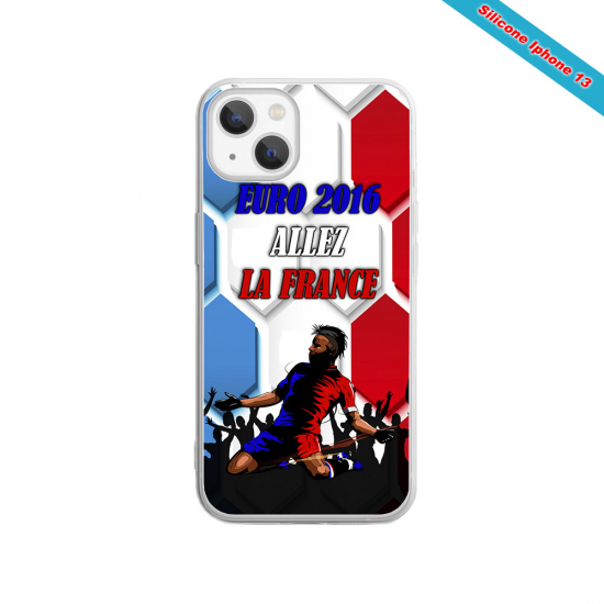 Coque silicone Huawei P40 Lite E Fan de Rugby Toulon Destruction