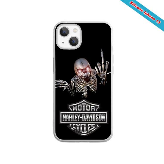 Coque silicone Iphone X/XS Fan de Rugby Toulouse Destruction