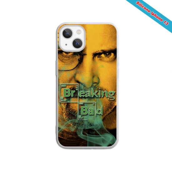 Coque silicone Iphone XS MAX Fan de Rugby Toulouse Destruction