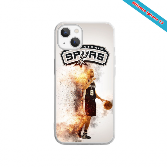Coque silicone Iphone 11 Pro Max Fan de Rugby Toulouse Destruction