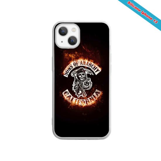 Coque silicone Iphone 12 PRO MAX Fan de Rugby Toulouse Destruction
