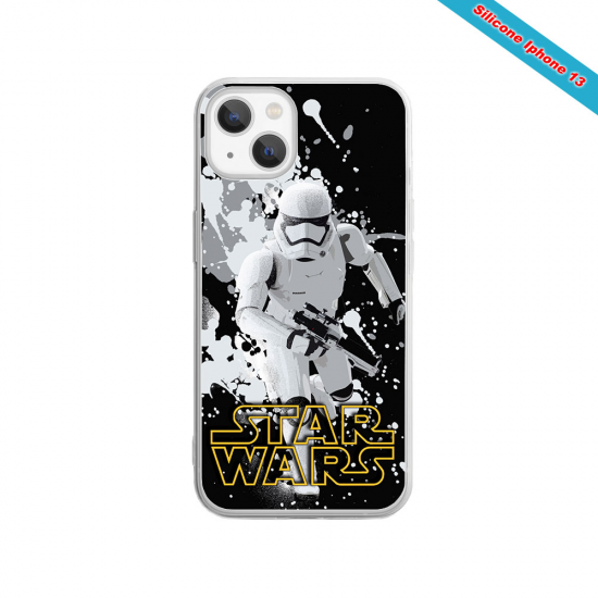 Coque silicone Galaxy A10 Fan de Rugby Toulouse Destruction