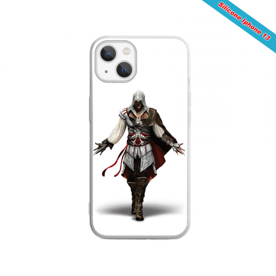 Coque silicone Galaxy A21 Fan de Rugby Toulouse Destruction