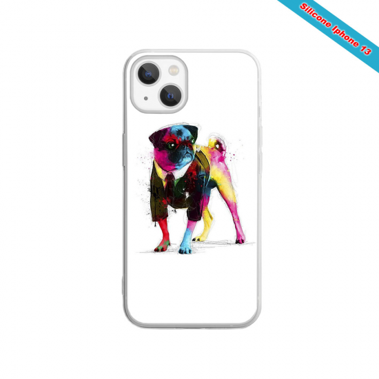 Coque silicone Galaxy A21S Fan de Rugby Toulouse Destruction