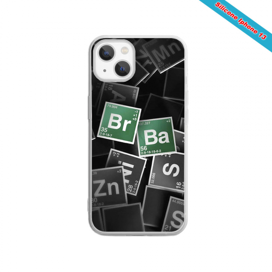 Coque silicone Galaxy A51 Fan de Rugby Toulouse Destruction