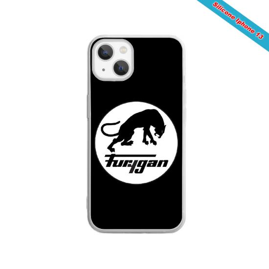 Coque Silicone Galaxy S6 EDGE Fan de Rugby Toulouse Destruction
