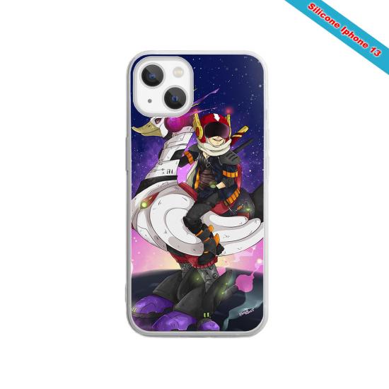 Coque Silicone Galaxy S8 PLUS Fan de Rugby Toulouse Destruction