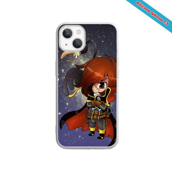Coque Silicone Galaxy S9 PLUS verre trempé Fan de Rugby Toulouse Destruction