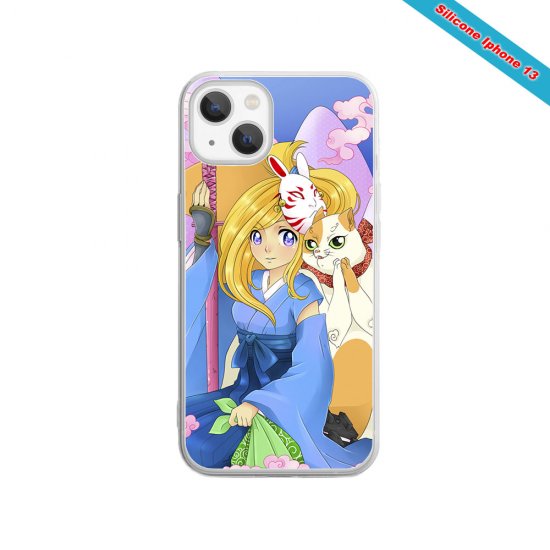 Coque silicone Huawei Mate 10 Fan de Rugby Toulouse Destruction