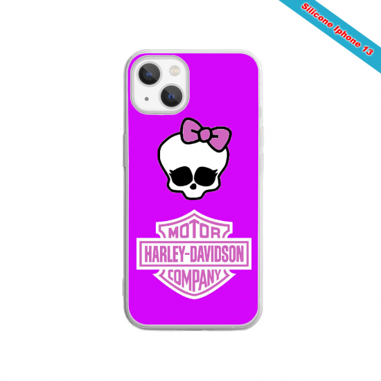 Coque silicone Huawei P8 Fan de Rugby Toulouse Destruction