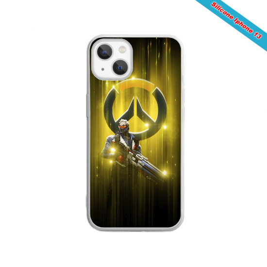 Coque silicone Huawei P30 Verre trempé Verre trempé Fan de Rugby Toulon Destruction