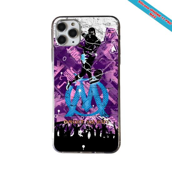 Coque Galaxy S3 Fan de HD version Graffiti