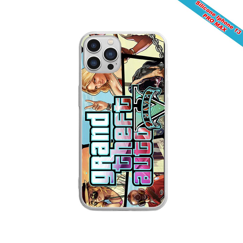 Coque silicone gravure sur bois  lynx
