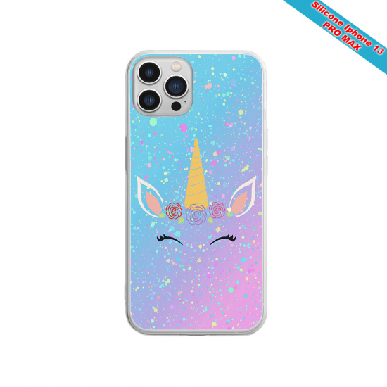 Coque Silicone iphone 7/8 Fan de Sons Of Anarchy obsidienne
