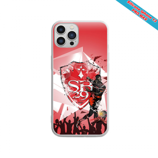 Coque silicone Iphone 11 Pro Max Fan de Sons Of Anarchy obsidienne