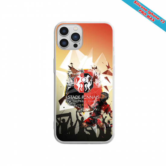 Coque silicone Iphone 12 PRO Fan de Sons Of Anarchy obsidienne