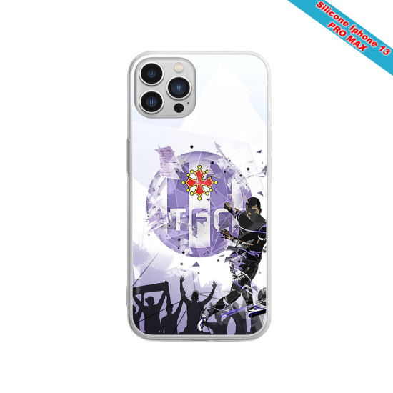 Coque silicone Galaxy A10 Fan de Sons Of Anarchy obsidienne