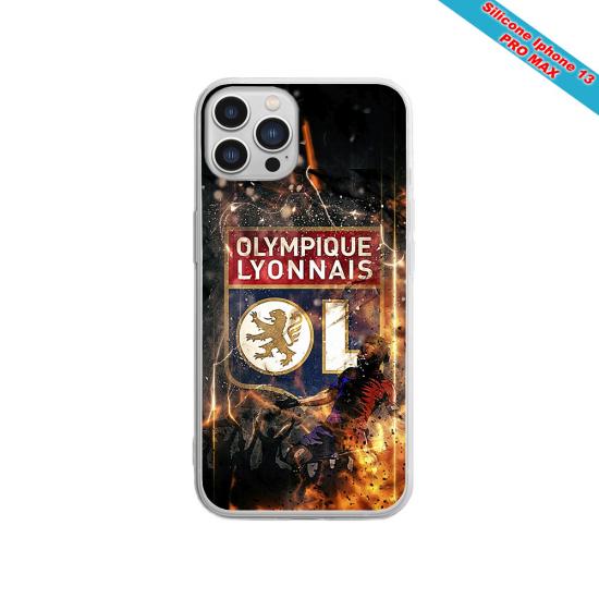 Coque silicone Galaxy A31 Fan de Sons Of Anarchy obsidienne