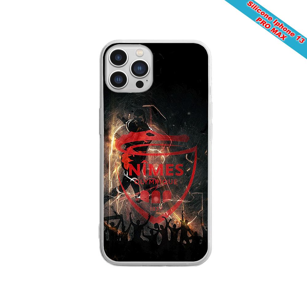 Coque silicone Galaxy A71 Fan de Sons Of Anarchy obsidienne