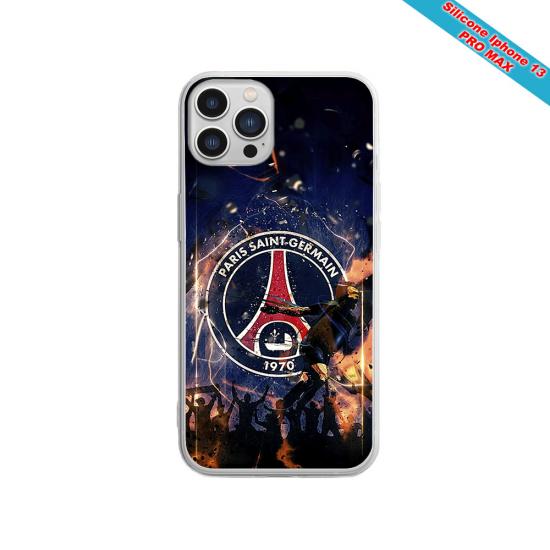 Coque silicone Galaxy J3 2016 Fan de Sons Of Anarchy obsidienne