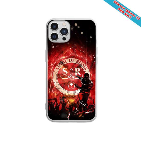 Coque silicone Galaxy J3 2017 Fan de Sons Of Anarchy obsidienne