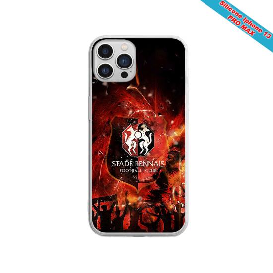 Coque silicone Galaxy J3 2018 Fan de Sons Of Anarchy obsidienne